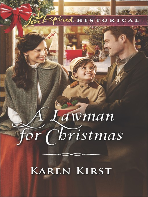 Title details for A Lawman for Christmas by Karen Kirst - Available