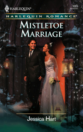 Title details for Mistletoe Marriage by Jessica Hart - Available