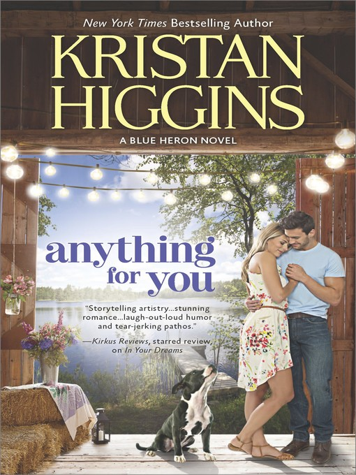 Title details for Anything for You by Kristan Higgins - Wait list