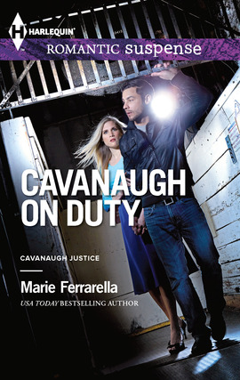 Title details for Cavanaugh on Duty by Marie Ferrarella - Available
