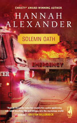 Title details for Solemn Oath by Hannah Alexander - Available