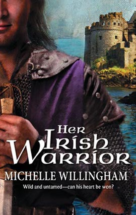 Title details for Her Irish Warrior by Michelle Willingham - Available