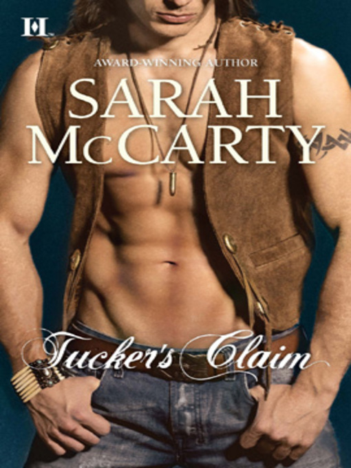 Title details for Tucker's Claim by Sarah McCarty - Wait list