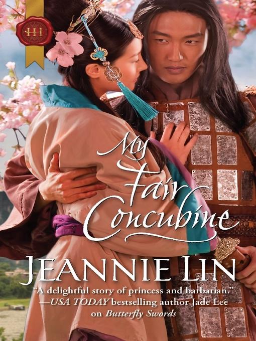 Title details for My Fair Concubine by Jeannie Lin - Wait list