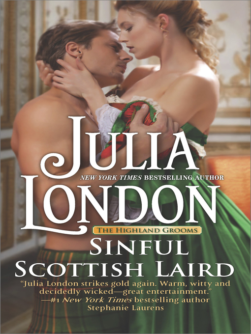 Title details for Sinful Scottish Laird--A Historical Romance Novel by Julia London - Available