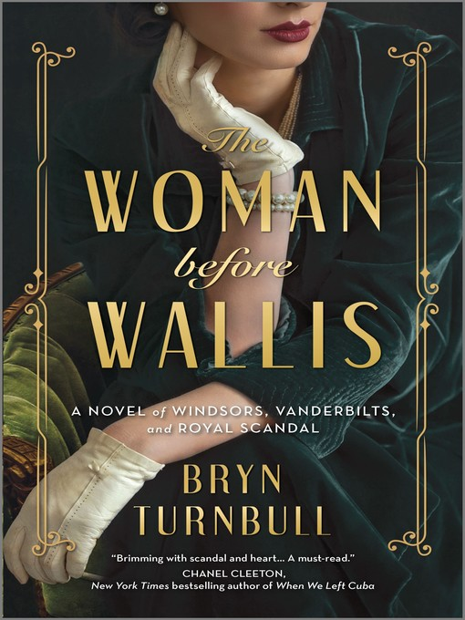 Title details for The Woman Before Wallis by Bryn Turnbull - Wait list