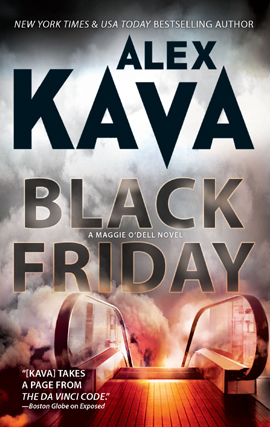 Title details for Black Friday by Alex Kava - Wait list