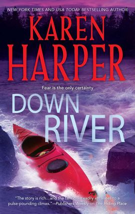 Title details for Down River by Karen Harper - Available