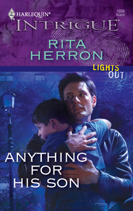 Title details for Anything for His Son by Rita Herron - Wait list