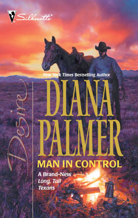 Title details for Man in Control by Diana Palmer - Wait list
