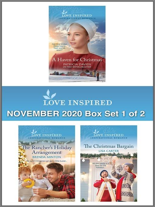 Harlequin Love Inspired November 2020--Box Set 1 of 2