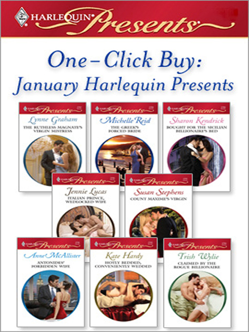 Title details for One-Click Buy: January 2009 Harlequin Presents by Lynne Graham - Wait list
