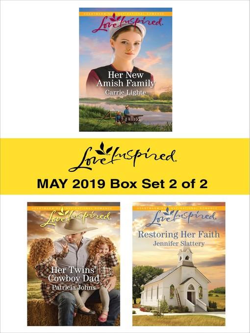 Harlequin Love Inspired May 2019, Box Set 2 of 2