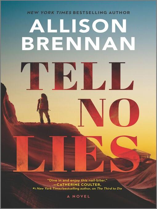 Title details for Tell No Lies by Allison Brennan - Wait list
