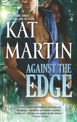 Title details for Against the Edge by Kat Martin - Wait list