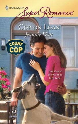 Title details for Cop on Loan by Jeannie Watt - Wait list
