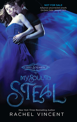 Title details for My Soul to Steal by Rachel  Vincent - Available