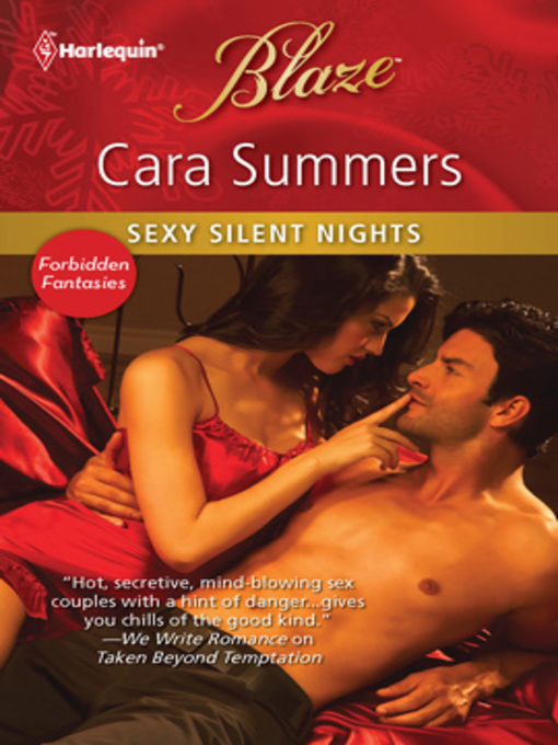Title details for Sexy Silent Nights by Cara Summers - Available