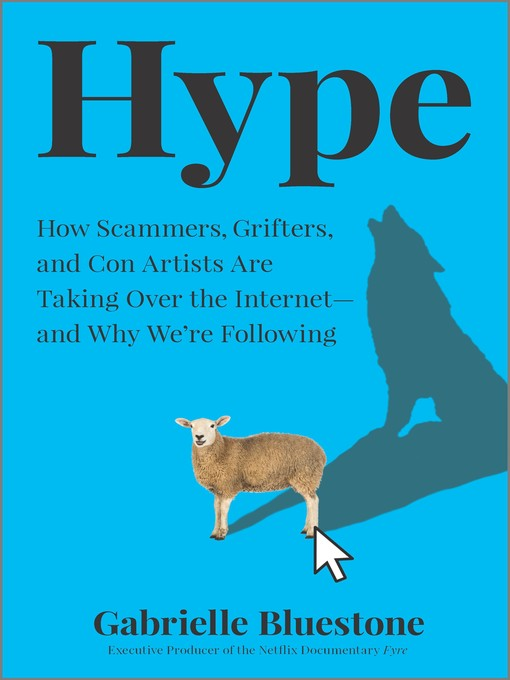 Title details for Hype by Gabrielle Bluestone - Available