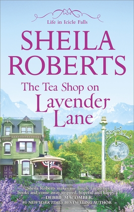 Title details for The Tea Shop on Lavender Lane by Sheila Roberts - Wait list