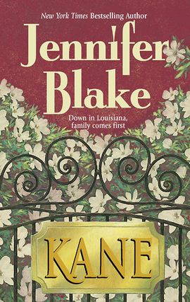 Title details for Kane by Jennifer Blake - Wait list