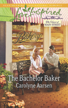 Title details for The Bachelor Baker by Carolyne Aarsen - Wait list