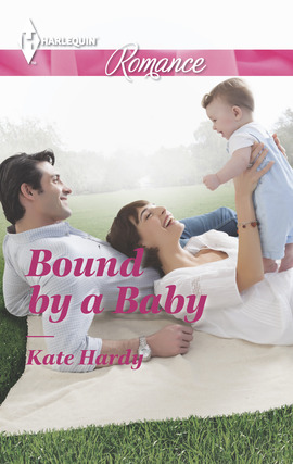 Title details for Bound by a Baby by Kate Hardy - Available