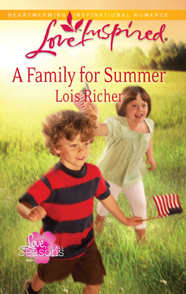 Title details for A Family for Summer by Lois Richer - Wait list