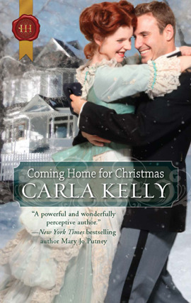 Title details for Coming Home for Christmas: A Christmas in Paradise\O Christmas Tree\No Crib for a Bed by Carla Kelly - Available