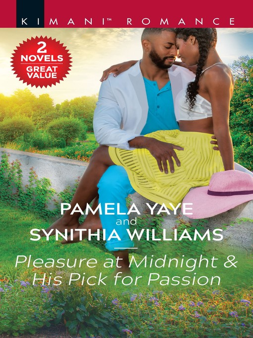 Title details for Pleasure at Midnight ; His Pick for Passion by Pamela Yaye - Wait list