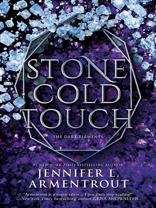 Title details for Stone Cold Touch by Jennifer L. Armentrout - Wait list