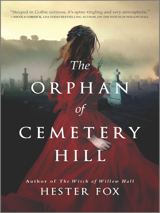 Title details for The Orphan of Cemetery Hill by Hester Fox - Available