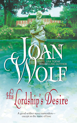 Title details for His Lordship's Desire by Joan Wolf - Wait list