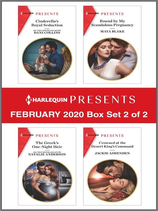 Title details for Harlequin Presents--February 2020--Box Set 2 of 2 by Dani Collins - Wait list