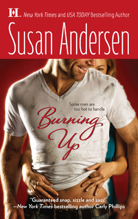 Title details for Burning Up by Susan Andersen - Available