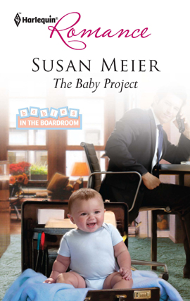 Title details for The Baby Project by Susan Meier - Available