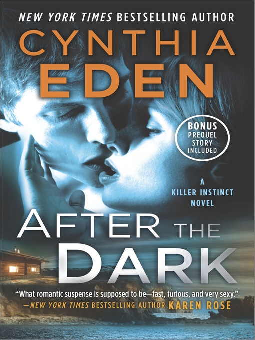 Title details for After the Dark by Cynthia Eden - Wait list