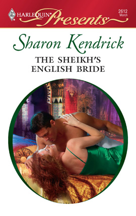 Title details for The Sheikh's English Bride by Sharon Kendrick - Available