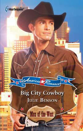 Title details for Big City Cowboy by Julie Benson - Wait list