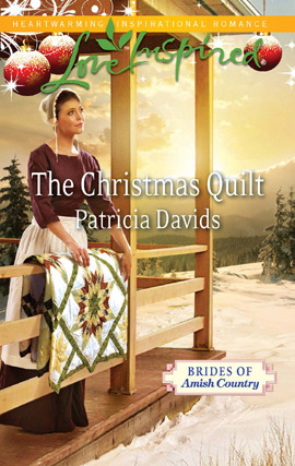 Title details for The Christmas Quilt by Patricia Davids - Wait list