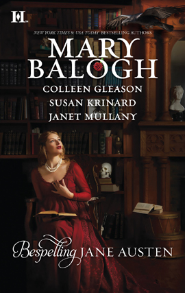 Title details for Bespelling Jane Austen by Mary Balogh - Available