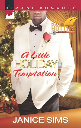 Title details for A Little Holiday Temptation by Janice Sims - Available