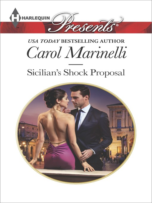 Title details for Sicilian's Shock Proposal by Carol Marinelli - Wait list