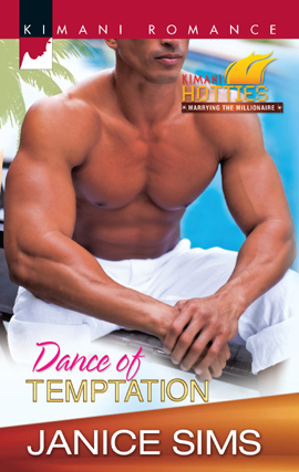 Title details for Dance of Temptation by Janice Sims - Available