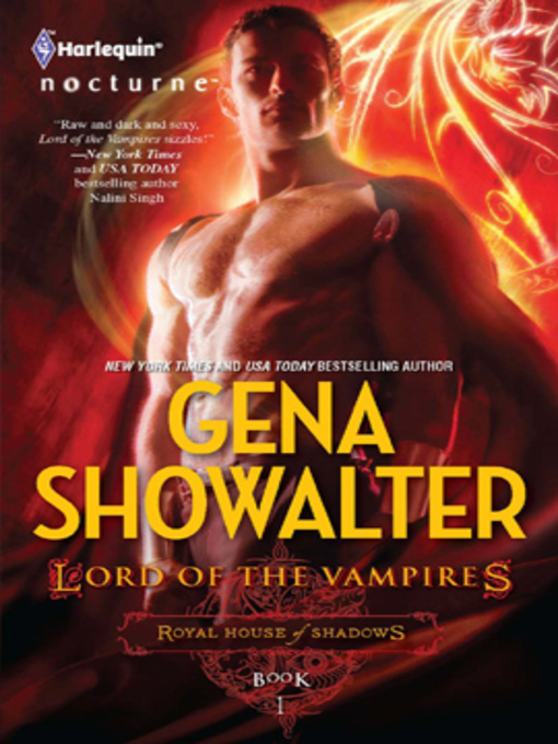Title details for Lord of the Vampires by Gena Showalter - Available