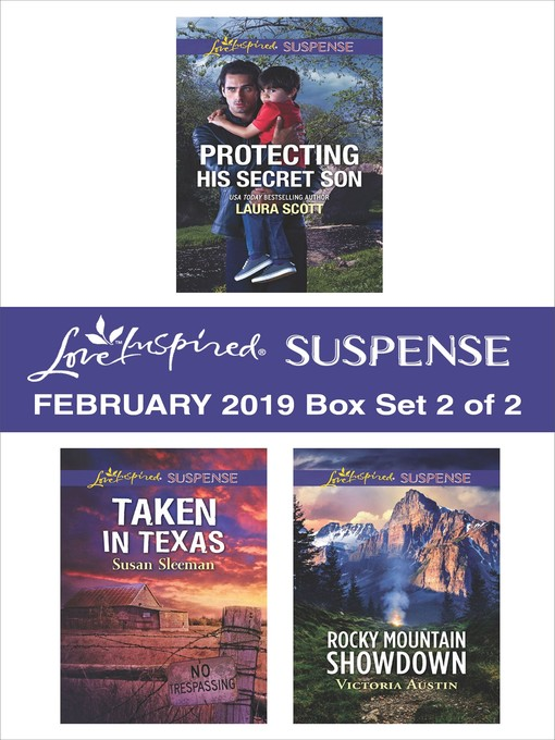 Harlequin Love Inspired Suspense February 2019, Box Set 2 of 2