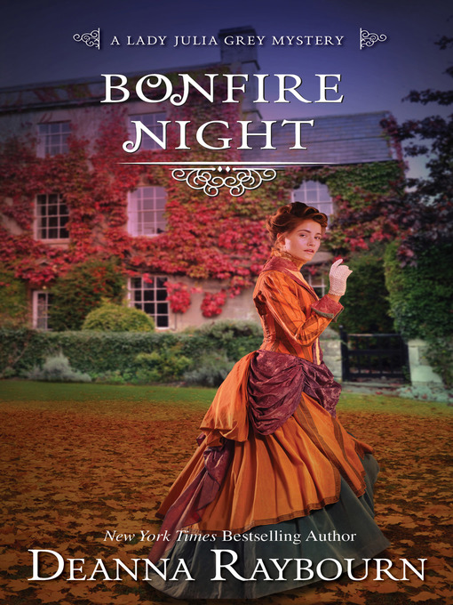 Title details for Bonfire Night by DEANNA RAYBOURN - Wait list