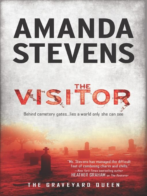 Title details for The Visitor by Amanda Stevens - Wait list
