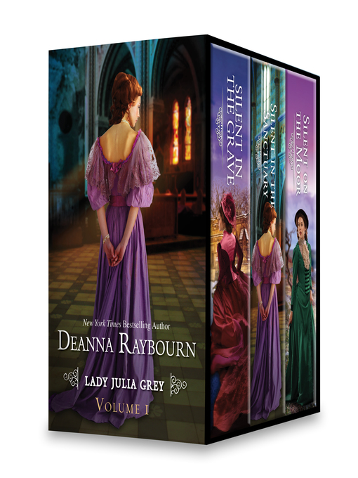 Title details for Deanna Raybourn Lady Julia Grey, Volume 1 by DEANNA RAYBOURN - Wait list