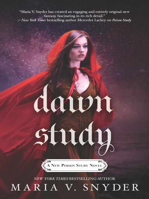 Title details for Dawn Study by Maria V. Snyder - Wait list